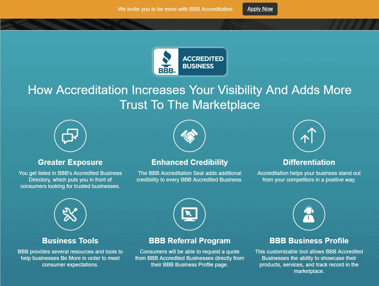 bbb membership pricing