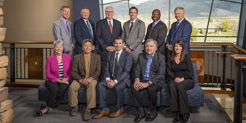 hometown health board of directors